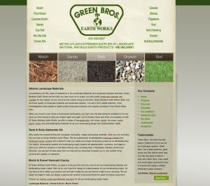 Green Brothers Earth Works | Atlanta GA
